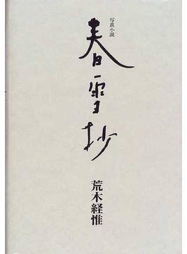 春雪抄 写真小説