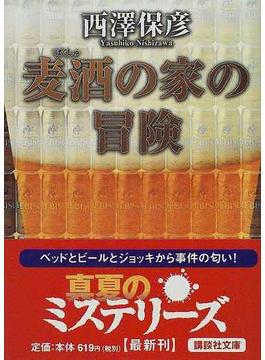 麦酒の家の冒険(講談社文庫)