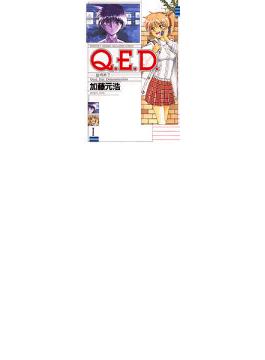 Q.E.D. 証明終了 1