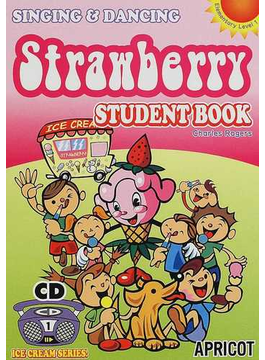 Strawberry Singing & dancing Student book