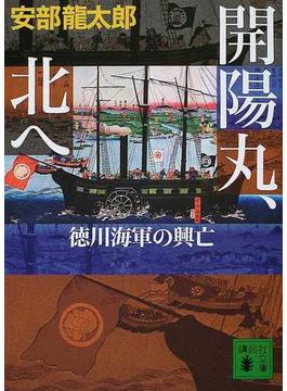 開陽丸、北へ 徳川海軍の興亡(講談社文庫)