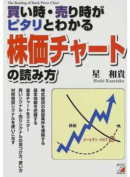 買い時・売り時がピタリとわかる株価チャートの読み方