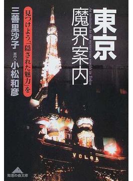 東京魔界案内 見つけよう、「隠された魅力」を(知恵の森文庫)
