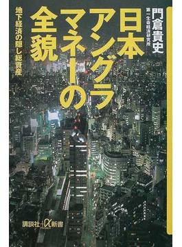 日本アングラマネーの全貌 地下経済の隠し総資産(講談社+α新書)