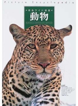原色ワイド図鑑 Picture Encyclopedia 改訂新版 3 動物