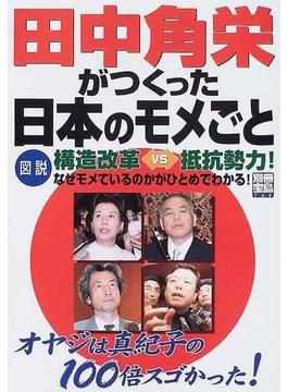 田中角栄がつくった日本のモメごと 図説構造改革VS抵抗勢力!