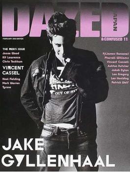 Dazed & confused Japan 11 The men's issue Vincent Cassel hellno! Keiji Nakazawa FPM