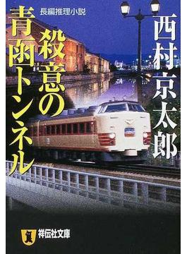 殺意の青函トンネル(祥伝社文庫)
