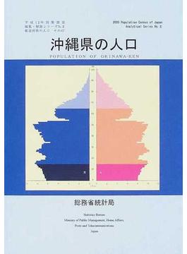 都道府県の人口 その47 沖縄県の人口
