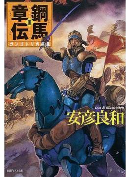 鋼馬章伝 3 ガンゴトリの疾風(徳間デュアル文庫)