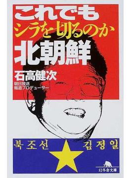 これでもシラを切るのか北朝鮮(幻冬舎文庫)