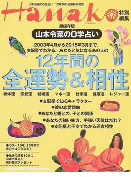 山本令菜の0学占い12年間の全運勢&相性 超保存版