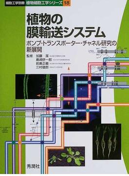 植物の膜輸送システム ポンプ・トランスポーター・チャネル研究の新展開