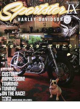 Sportster All about 4cam Harley‐Davidson 9