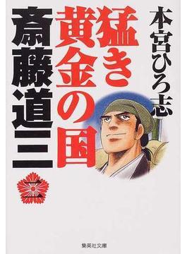 猛き黄金の国斎藤道三 2(集英社文庫コミック版)
