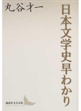 日本文学史早わかり(講談社文芸文庫)