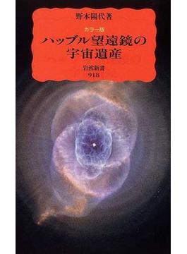 ハッブル望遠鏡の宇宙遺産 カラー版(岩波新書 新赤版)