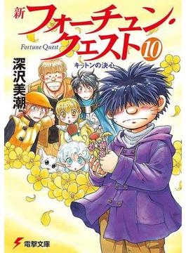 新フォーチュン・クエスト 10 キットンの決心(電撃文庫)