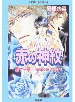赤の神紋 第11章 Forbidden bridge(コバルト文庫)