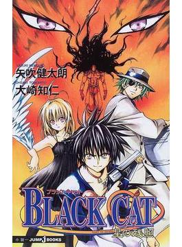 Black cat 星の残照(JUMP J BOOKS(ジャンプジェーブックス))