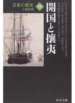 日本の歴史 改版 19 開国と攘夷(中公文庫)