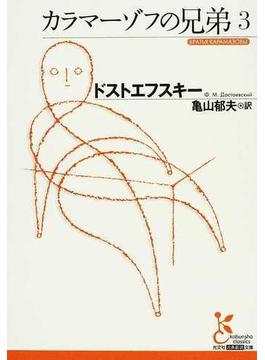 カラマーゾフの兄弟 3(光文社古典新訳文庫)
