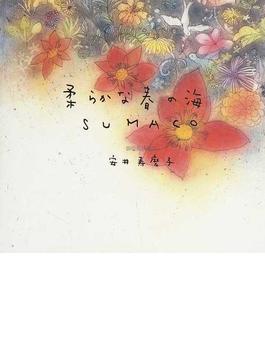 柔らかな春の海 銅版画詩画集