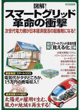 図解!スマートグリッド革命の衝撃 次世代電力網が日本経済復活の起爆剤になる!! (洋泉社MOOK)の表紙