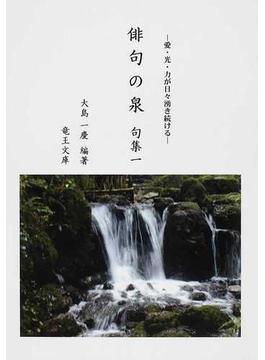 俳句の泉 愛・光・力が日々湧き続ける 句集1