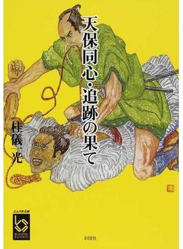 天保同心・追跡の果て(ぶんりき文庫)