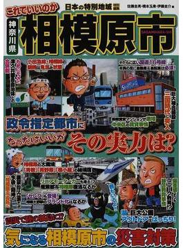 これでいいのか神奈川県相模原市 政令指定都市になったはいいがその実力は?