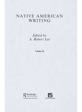 NATIVE AMERICAN WRITING Volume2