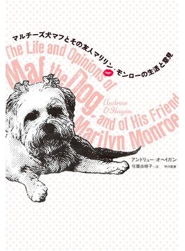 マルチーズ犬マフとその友人マリリン・モンローの生活と意見
