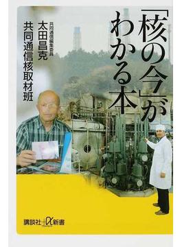 「核の今」がわかる本(講談社+α新書)
