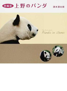 上野のパンダ 初撮影