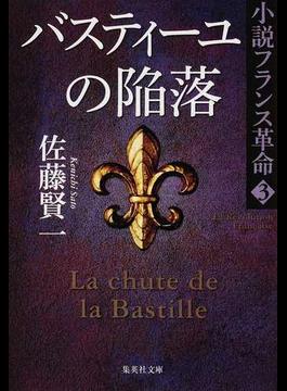 バスティーユの陥落(集英社文庫)