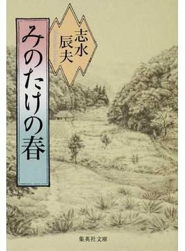 みのたけの春(集英社文庫)