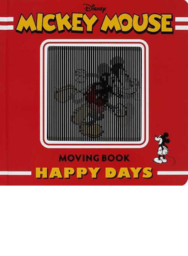 MICKY MOUSE MOVING BOOK HAPPY DAYS