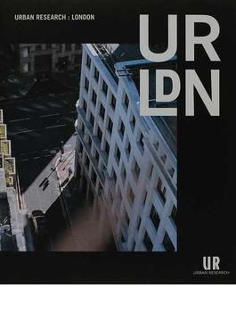 URBAN RESEARCH:LONDON