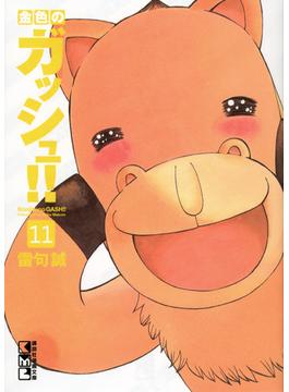 金色のガッシュ!! 11(講談社漫画文庫)