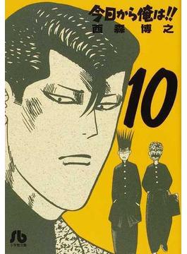 今日から俺は!! 10(小学館文庫)