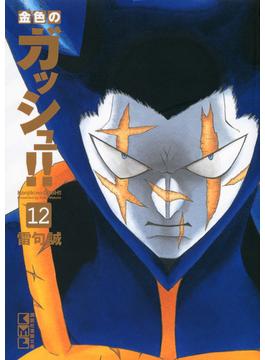 金色のガッシュ!! 12(講談社漫画文庫)