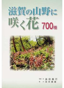 滋賀の山野に咲く花 700種