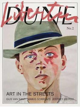 Libertin DUNE No.2 ART IN THE STREETS/WHERE THE SPIRIT RETURNS