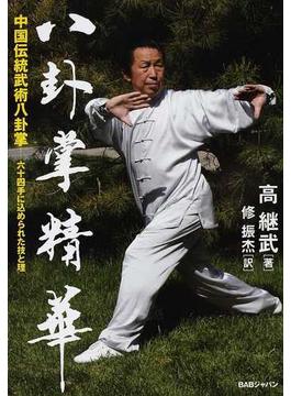 八卦掌精華 中国伝統武術八卦掌−六十四手に込められた技と理