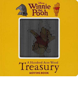 Winnie the Pooh MOVING BOOK A Hundred Acre Wood Treasury