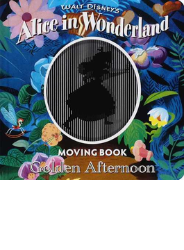 Alice in Wonderland MOVING BOOK Golden Afternoon
