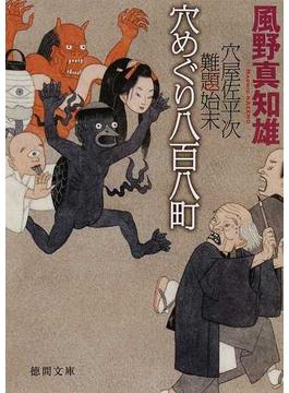 穴めぐり八百八町(徳間文庫)