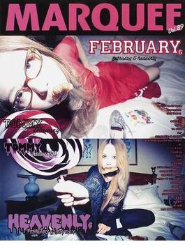 マーキー Vol.89 〈特集〉Tommy FEBRUARY6/HEAVENLY6