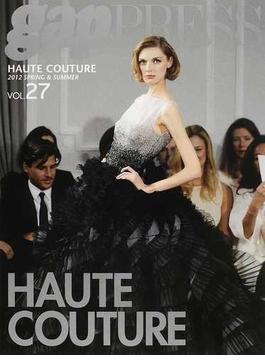 PARIS HAUTE COUTURE vol.27(2012Spring & Summer)